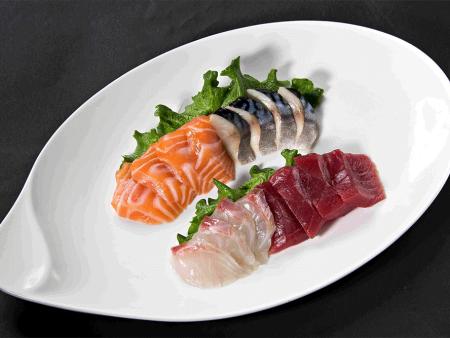 SA6 Assortiment sashimi 18P