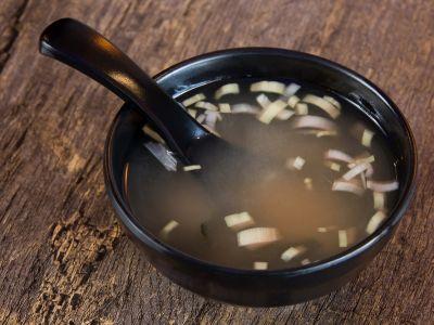 01 Soupe miso
