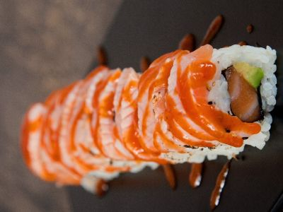 107 NEW ANGEL ROLL SPICY