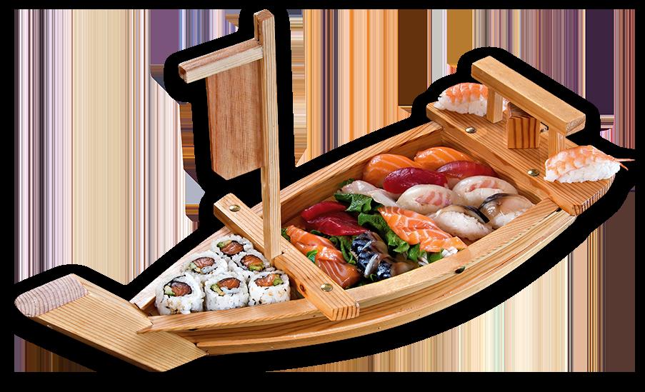 Bateau Sushi Hanaki